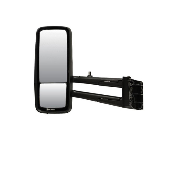 Chrome Heated & Motorized Mirror Assembly Driver Side