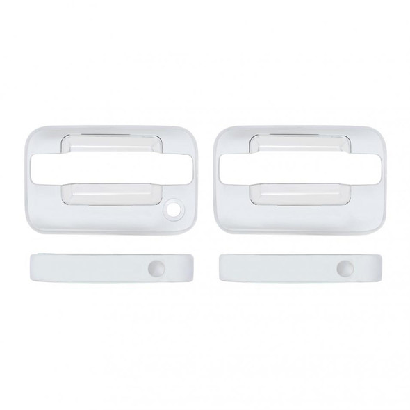 Ford F150 2004-2015 Chrome Door Handle Cover Set