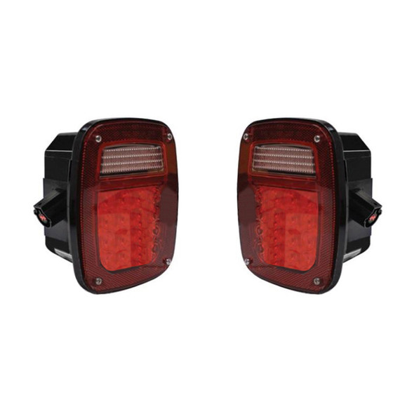 Ford LED Stop Tail Turn Back Up Lights