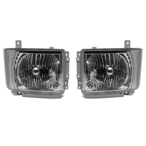 Isuzu GMC Headlight