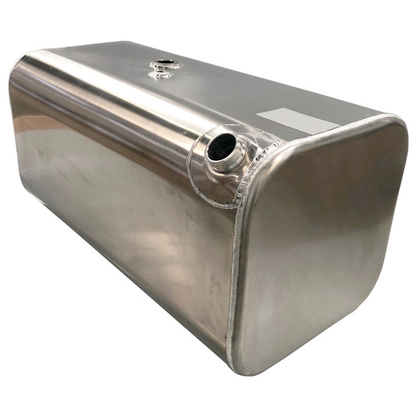 Freightliner M2 Aluminum Replacement Driver Side 55 Gallon Fuel Tank Rear Fill