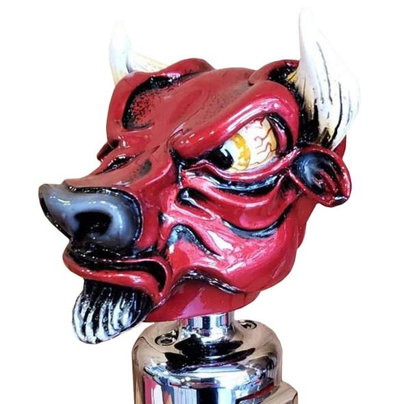 El Toro Bull Shift Knob Kit - Red