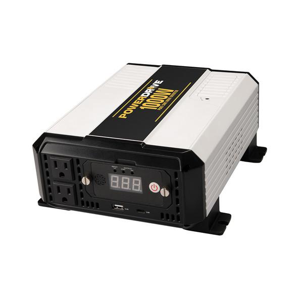 PowerDrive 1000 Watt Pure Sine Wave Power Inverter