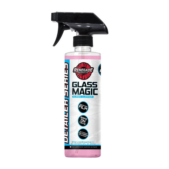 Renegade Glass Magic Ready To Use Glass Cleaner