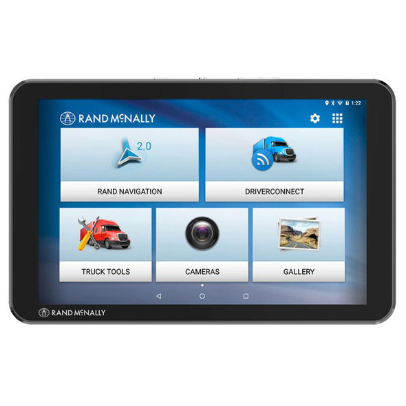 """8"""" TND Tablet 85 Truck 8"""" GPS Front"""