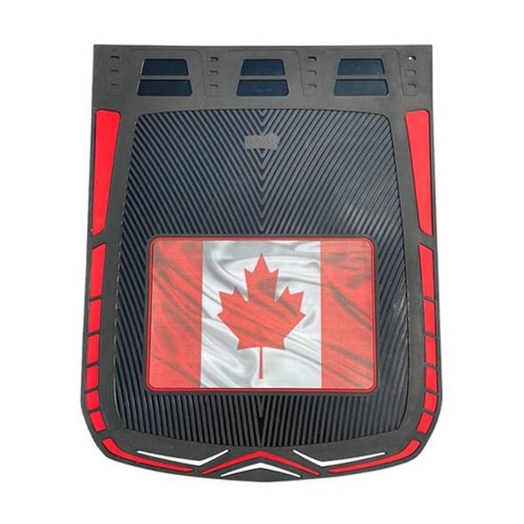 """24"""" x 30"""" Canadian Flag Mud Flap"""