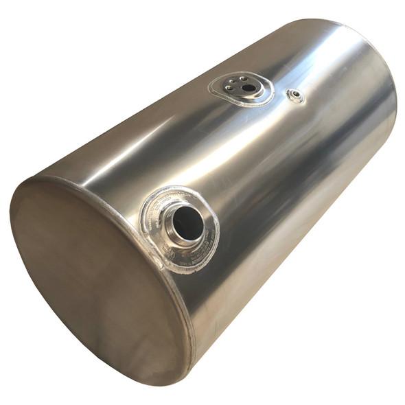 Kenworth Aluminum Replacement Passenger Side 100 Gallon Fuel Tank Rear Fill