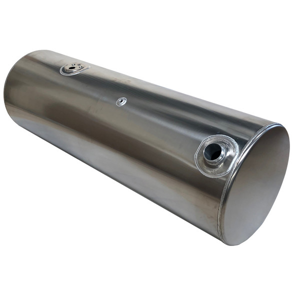Kenworth Aluminum Replacement Driver Side 150 Gallon Fuel Tank Rear Fill