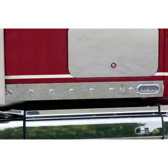 International LoneStar Sleeper Panels With Bulls Eye LEDs