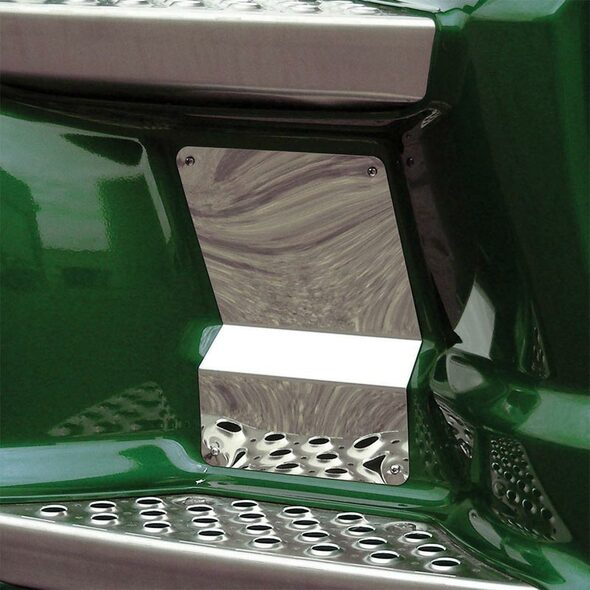 Kenworth T660 T680 T700 Back Step Trims Lower Trim