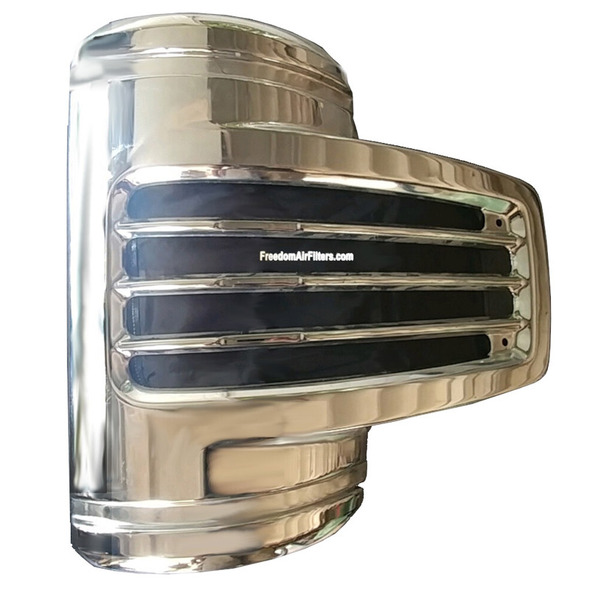 Freightliner Coronado 122SD Air Intake Pre-Filter By Freedom Air Filters