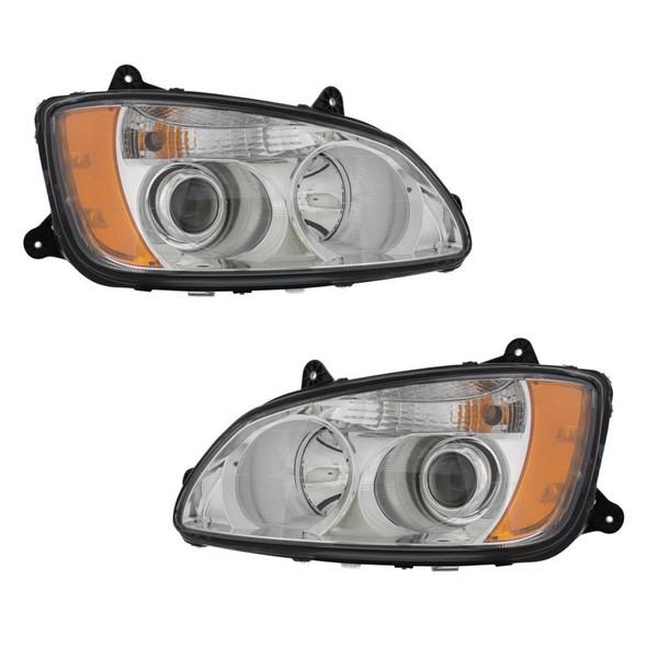 Kenworth T660 T700 T370 T470 Headlights