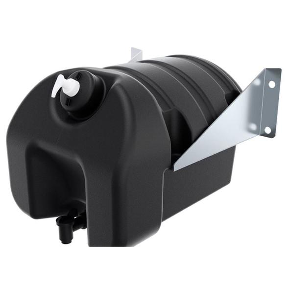 Universal 8 Gallon Hand Wash Water Tank With Brackets