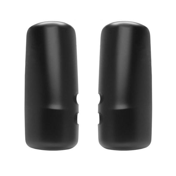 Kenworth T680 Black Heated Mirror Head - Both Sides