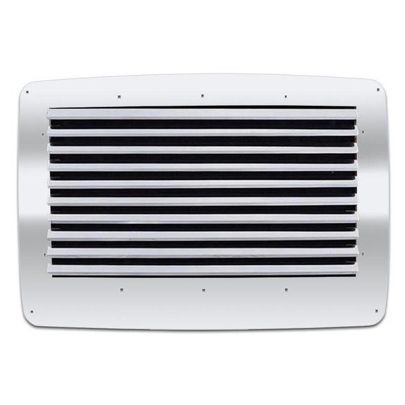 Volvo VNL Louvered Replacement Grill 2004-2018