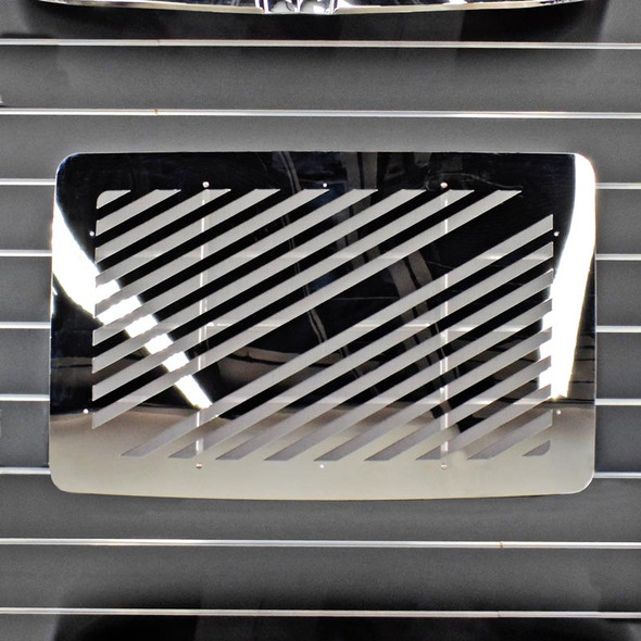 Volvo VNL Angled Replacement Grill 2004-2018 Displayed
