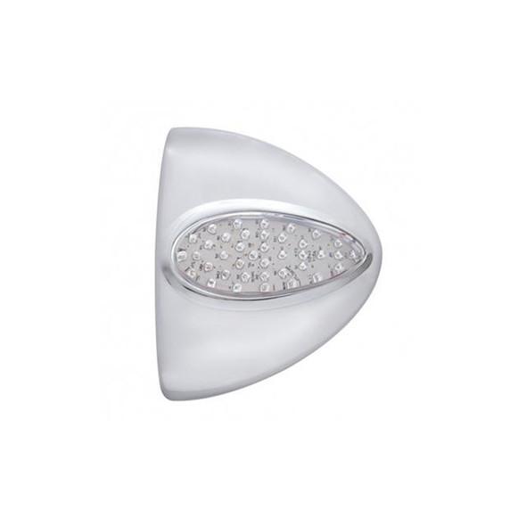 Teardrop Headlight Turn Signal Cover Lens