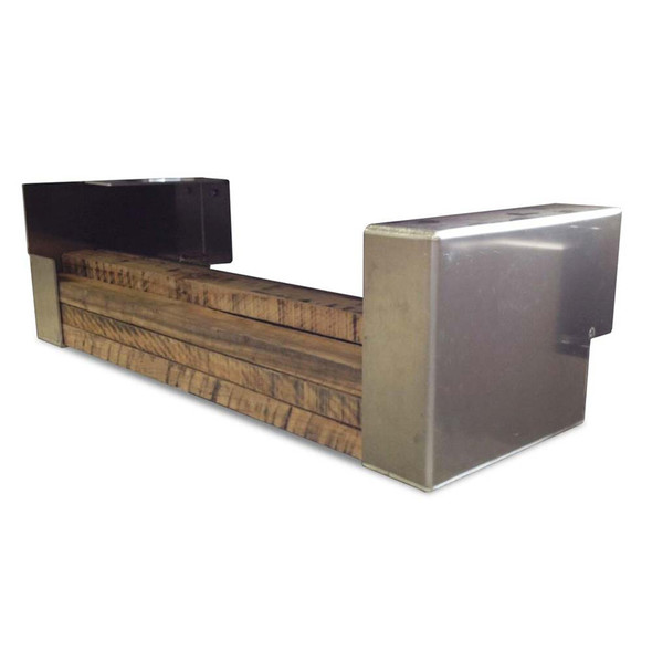 Aluminum Wood & Dunnage Holder Standard Trays With Wood