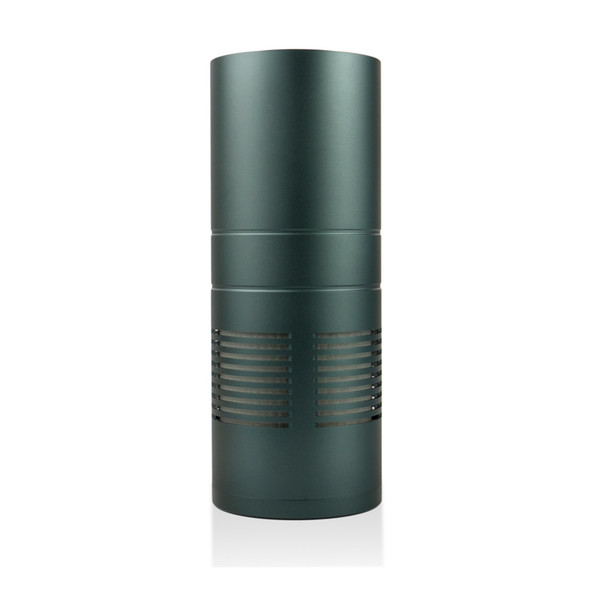 Deluxe USB Air Purifier By Wagan Tech Top View Side View
