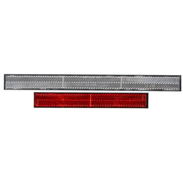Stick On Conspicuity Reflector Strip By Grand General Both