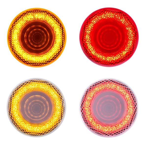 """2.5"""" 12 LED Mirage Clearance Marker Light - Default"""