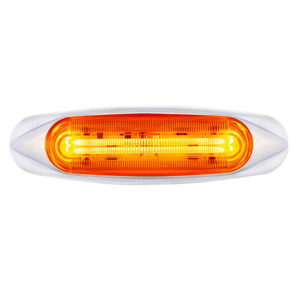 4 LED Light Track Clearance Marker Light Showcase View 36815