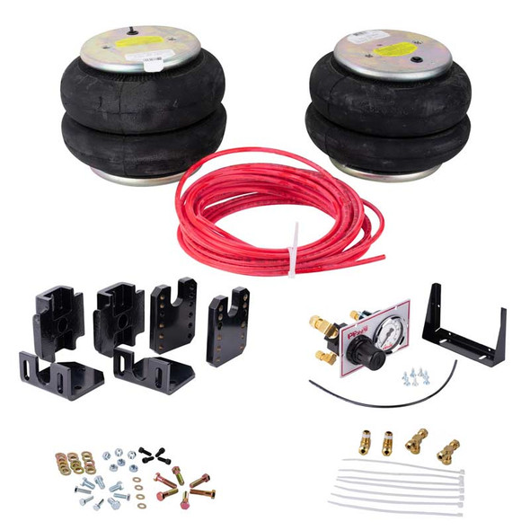 Front Axle Loadshare Air Ride Kit