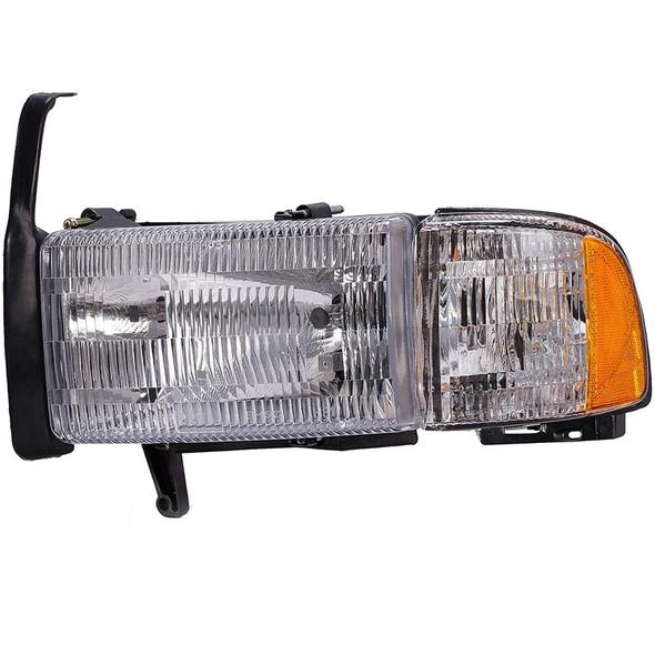 Dodge Ram Headlight Assembly (Driver)