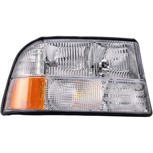 GMC Sonoma Jimmy Headlight Assembly (Driver)
