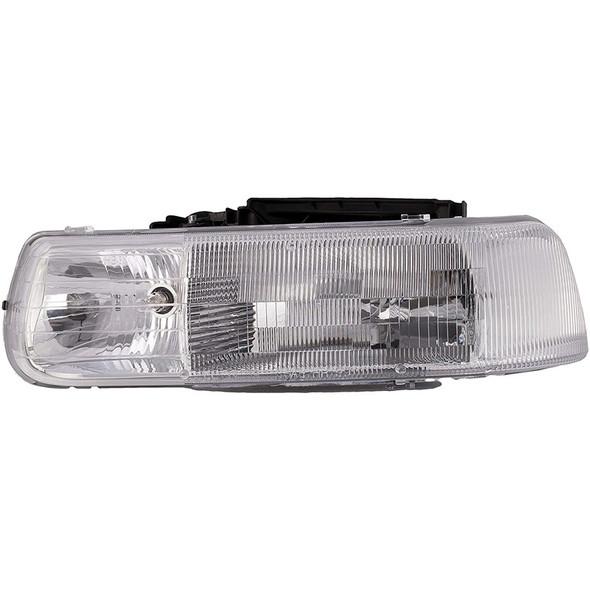 Chevrolet Silverado Tahoe Headlight Assembly (Driver)