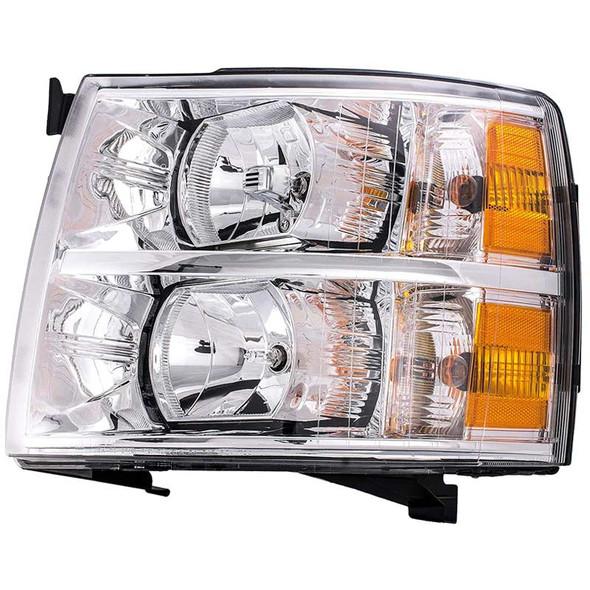 Chevrolet Silverado Headlight Assembly (Driver)