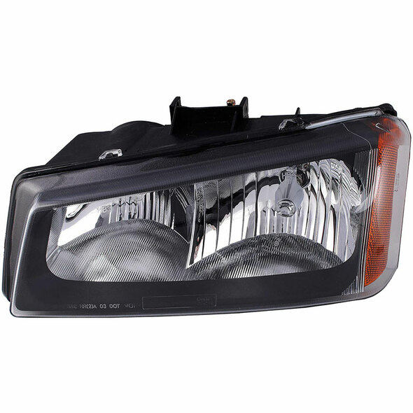 Chevrolet Silverado Avalanche Headlight Assembly (Driver)