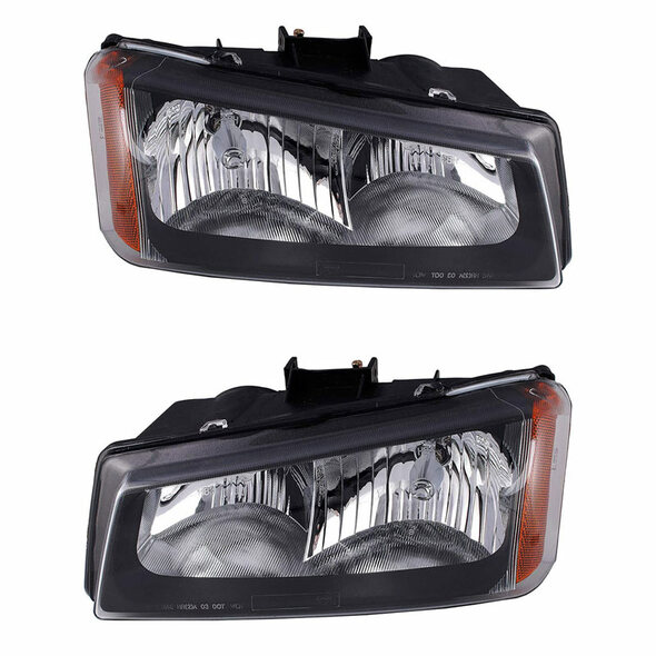 Chevrolet Silverado Avalanche Headlight Assembly (Pair)