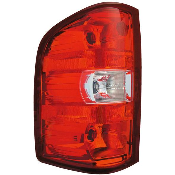 Chevrolet Silverado Tail Light Assembly (Driver)