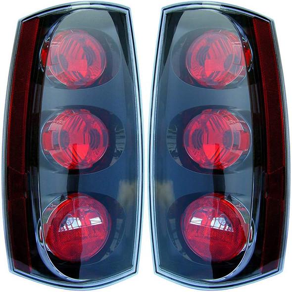 GMC Yukon Tail Light Assembly (Pair)