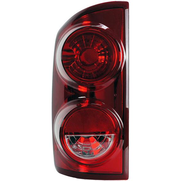 Dodge Ram Tail Light Assembly 55277303AA 55277302AA (Driver)