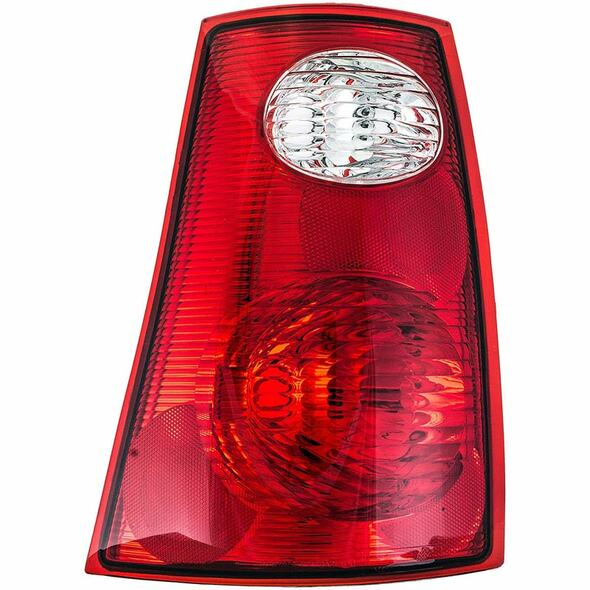 Ford Explorer Sport Tail Light Assembly (Driver)