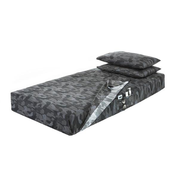 Woodland Camouflage Sleeper Cab Sheet Set