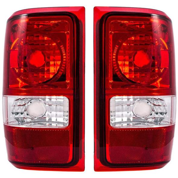 Ford Ranger Tail Light Assembly (Pair)
