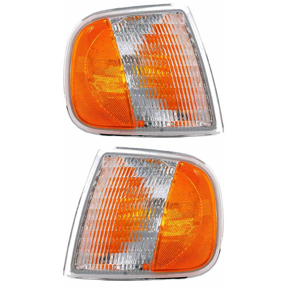 Ford F-150 Expedition Turn Signal Assembly (Pair)