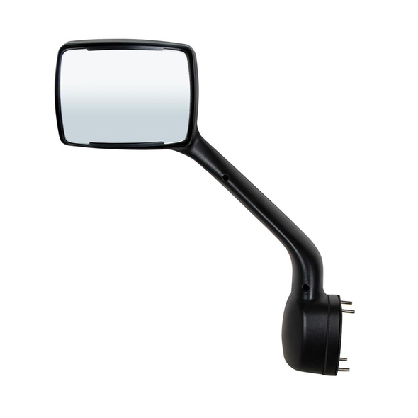Kenworth T680 Peterbilt 579 587 Blackout Hood Mirror (Driver)