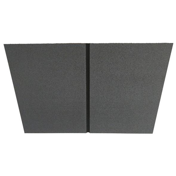 Kenworth W900 2004+ Top Hood Panel Insulation