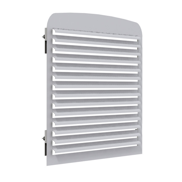 Freightliner Classic FLD 120 Grill Insert With 14 Louvers
