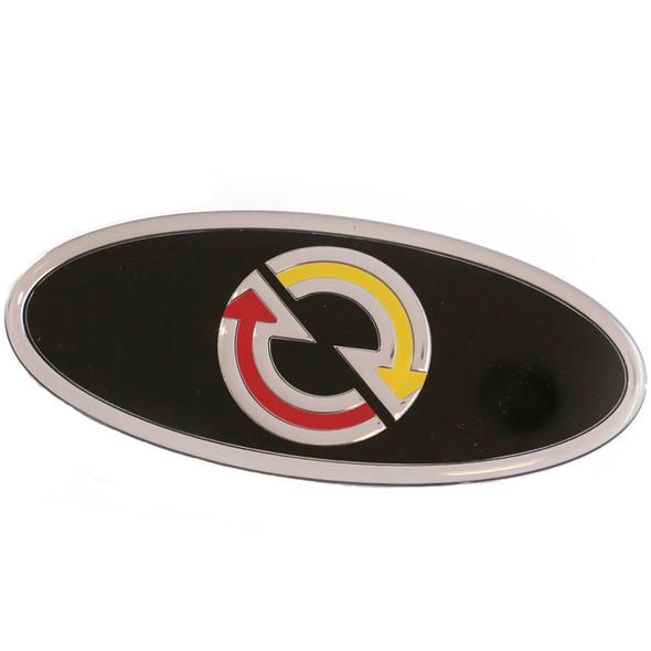 Peterbilt Detroit Diesel Logo Oval Emblem