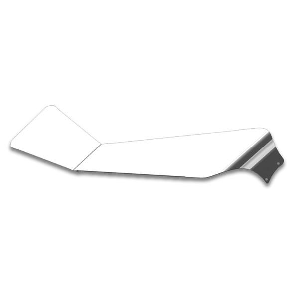"Peterbilt Intimidator Series 10.5"" Champion Drop Visor (Side)"
