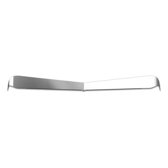 "Peterbilt Intimidator Series 10.5"" Champion Drop Visor (Front)"
