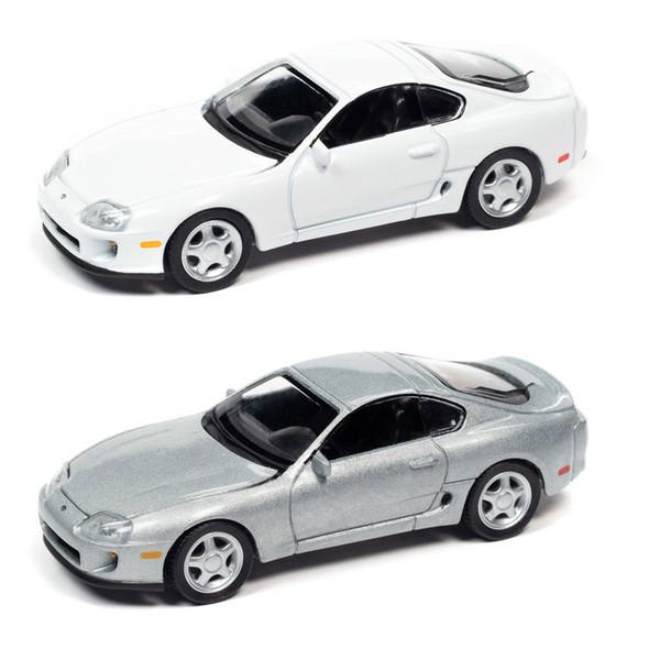 1993 Toyota Supra Replica 1/64 Scale