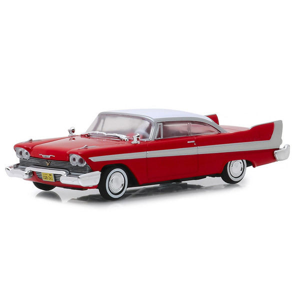 1958 Plymouth Fury Christine Limited Edition Replica Main