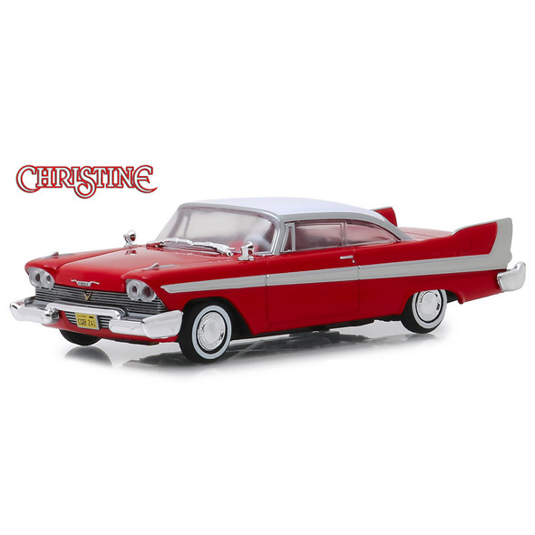 1958 Plymouth Fury Christine Limited Edition Replica