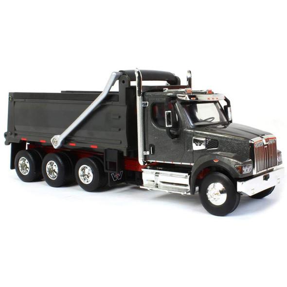 Western Star 49X Dump Truck Replica Passenger View
